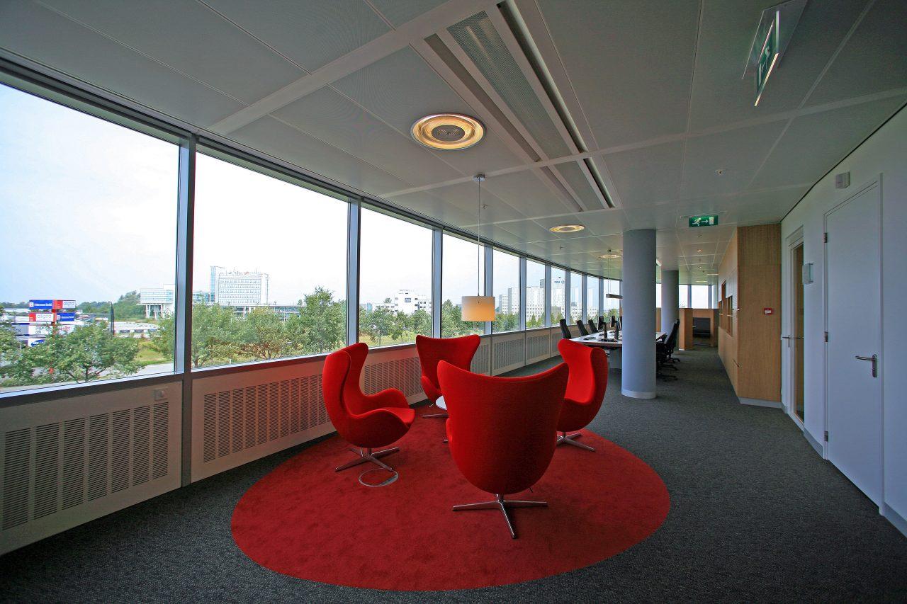 European Head Office Sabic, Sittard, NL — GROUP A